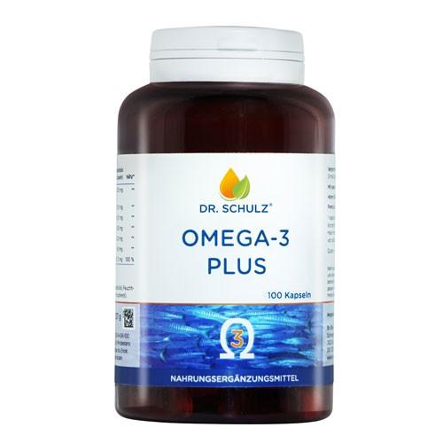 Omega-3 Plus Kapseln