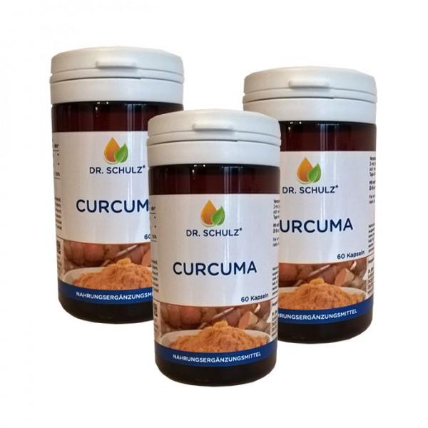 Dr. Schulz - Curcuma Kapseln