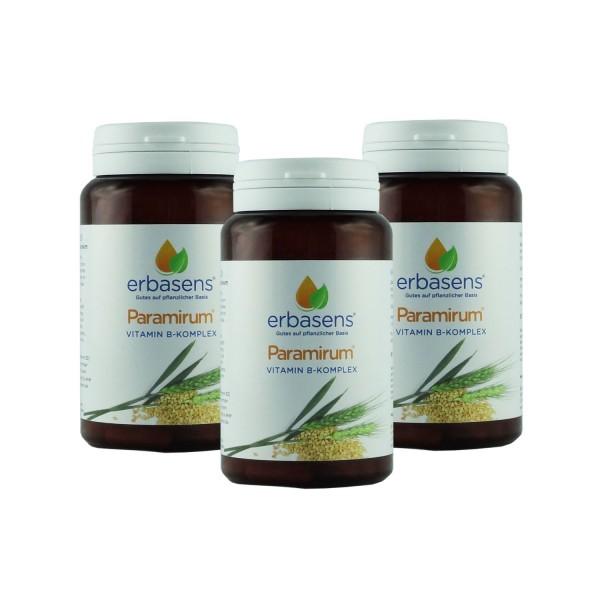 3x Vitamin B-Komplex Kapseln
